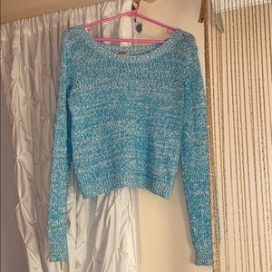 Blue Arizona Sweater